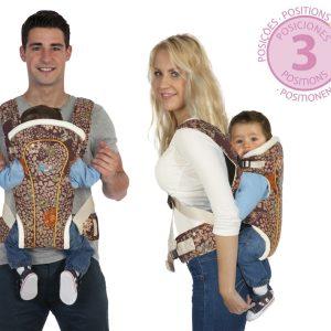 C/ Portabebes de 3 a12 Meses (3 EN 1) Cap. 14 KGS Max | Artículos para el Transporte del Bebe