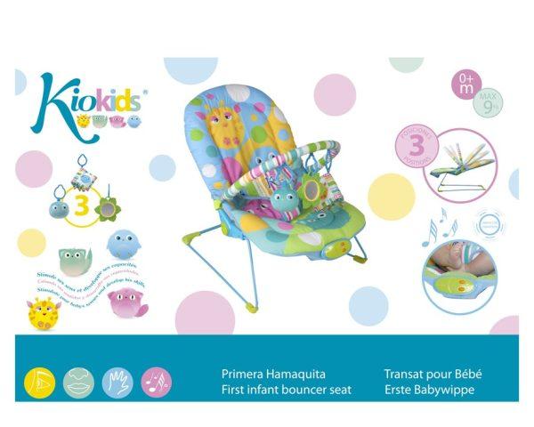 C/ Hamaquita Marca KIOKIDS | Juguetes para bebes