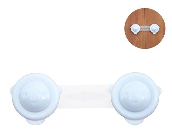 BL. Dos Bloqueadores Multiuso Marca KIOKIDS | Productos para la Seguridad de tu bebe en Casa