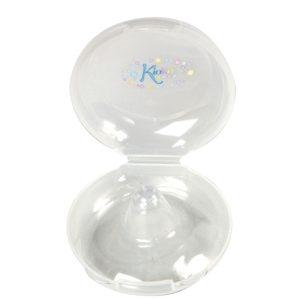 BL. Dos Pezoneras en Caja Marca KIOKIDS | Productos y Accesorios para la Succión y Lactancia Materna