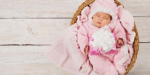 Canastillas para bebés, ¡el regalo perfecto!
