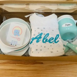 Set vajilla para bebes