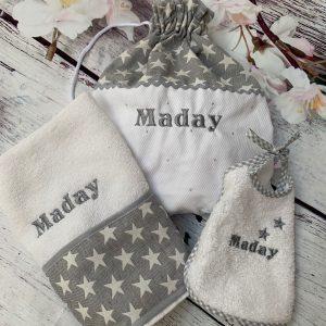Complenetos personalizado para el bebe