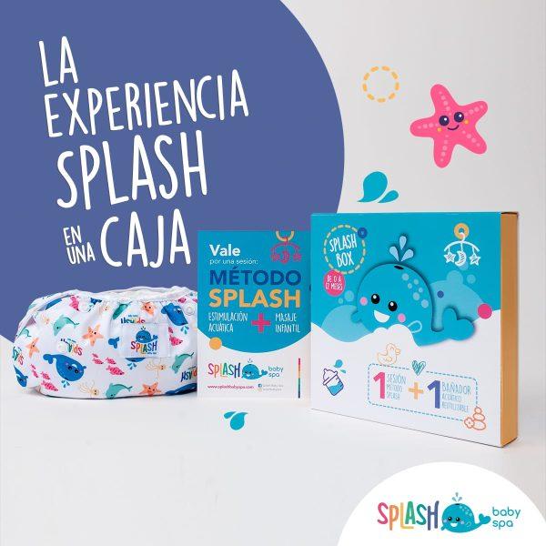 Sesión método Splash