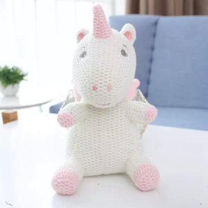 Sonajero unicornio