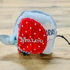 Elefante didáctico personalizado Montesori